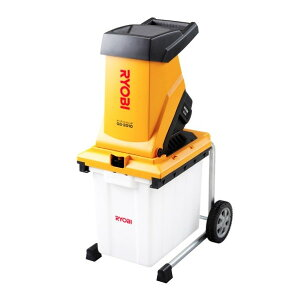 法人限定特価 リョービ ガーデンシュレッダ GS-2010 枝の処理に 園芸用粉砕機 RYOBI 大型製品