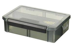 メイホー タックルボックス 明邦化学 ツールケース VS-3010NDDM スモークBK サイズ205x145x60mm 可変仕切板2枚付 ワンタッチ式止具 MEIHO バーサス VERSUS