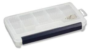 メイホー タックルボックス 明邦化学 ツールケース VS-820ND クリア サイズ233x127x34mm 可変仕切板12枚付 ワンタッチ式止具 MEIHO バーサス VERSUS