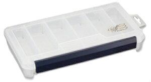 メイホー タックルボックス 明邦化学 ツールケース マルチ VS-820NDM クリア サイズ233x127x34mm 可変仕切板5枚付 ワンタッチ式止具 MEIHO バーサス VERSUS