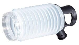 マキタ 集じんカップ 195049-4 集じんホース接続可能 マキタ充電式ハンマドリルに取り付けコンクリートの上向き穴明け時に粉じんをキャッチ makita