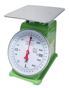 シンワ 上皿自動はかり 2kg 取引証明用 70081 本体サイズ270x220x270mm 製品重量3400g 検定証印付 頑強設計 ばね式指示はかり 基準適合証印付 精度等級 4級