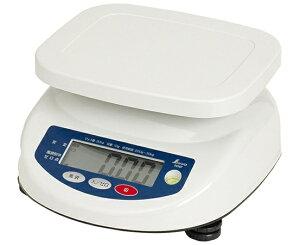 シンワ デジタル上皿はかり 30kg 取引証明以外用 70107 文字高30mmで大きく見やすい液晶 バックライト機能付
