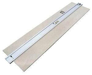 ナカヤ スパイク定規 1m仕様 NS-1000N 本体寸法1070x243x14mm 製品質量1.4kg スパイク(爪)が先端をしっかり固定 NS1000N NAKAYA 大型商品