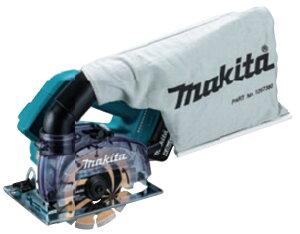 マキタ 125mm充電式防じんカッタ CC500DRGX バッテリBL1860Bx2本+充電器DC18RF+ケース付 無線連動対応 18V対応 makita
