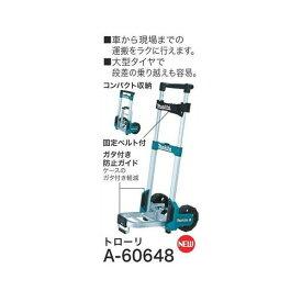 makita【マキタ】マックパック トローリ 固定ベルト付 ガタ付き防止ガイド A-60648