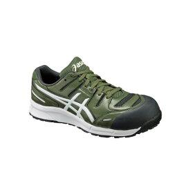 アシックス 安全靴 ウィンジョブR CP103 FCP103-7901 セーフティーシューズ チャイブグリーンxホワイト asics