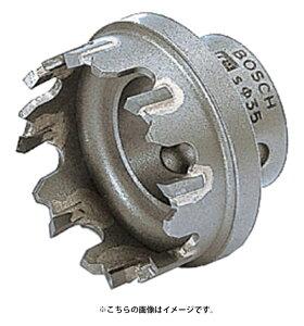 ボッシュ 超硬ホールソー カッター PH-038C 刃先径38mmφ 回転専用 4mmまでの鋼板、ステンレス板、銅板、アルミ板、合成樹脂板等の穴あけ ポリクリックシステム