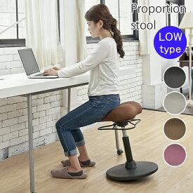 ※PK完売です。プロポーションスツール ロータイプ 椅子 回転 高さ調整 いす プロポーション チェア スツール 姿勢 プロポーション カフェ ショールーム CH-800L ブラック 739890 ブラウン 740186 ライトグレー 740070 ピンク 739951