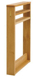 【送料無料】堀田木工所ポップ デスク2050脚(1脚)デスク高さ・奥行きが調整可能自然塗装 日本製(国産)※脚(1脚)のみの販売です。