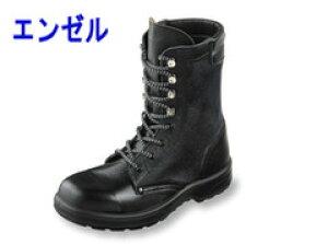 安全靴 エンゼル エンゼル AZ511 レディース ブーツ 半長靴 編み上げ