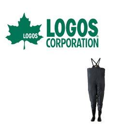 カッパ レインコート レインウェア ロゴス クレモナ水産 胴付き長靴 10068