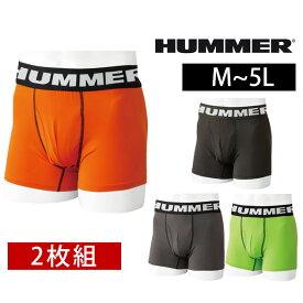HUMMER ハマー 春夏インナー コンプレッション 涼しい 熱中症対策 アンダーウェア2枚組 9050-40