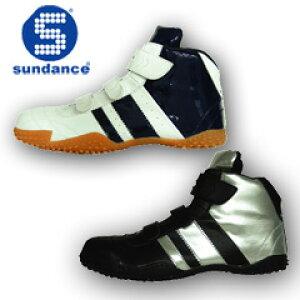 安全靴 sundance サンダンス GT-X ハイカット マジックテープ 軽量 セーフティーシューズ おしゃれ ミドルカット 安全スニーカー