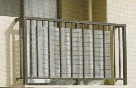 ダイオ化成 ダイオベールS 高さ50cm×長さ180cm シルバーグレイ色 313131 ベランダ目隠しネット