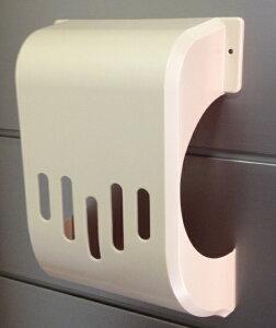 玄関ドア用 郵便・新聞のメールボックス 中西産業 PO-BX-ND 樹脂製 カラー:アイボリー × 1台