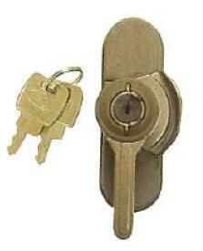 クレセント 取り替え用 家研販売 CUK-800型(キー付き) カラー:グレー・ブロンズの2色からお選びください