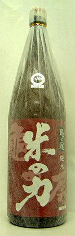 米鶴-純米亀の尾1800ml