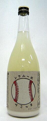 人気のマッコリ♪【「ホームランまっこり」720ml】<楯の川酒造>