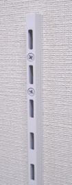 ロイヤル棚柱ASF-1W600ミリチャンネルサポート取付簡単