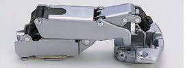スライド丁番 170シリーズ 9ミリかぶせ35カップ座金付 キャッチあり