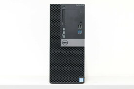 DELL OptiPlex 7040 MT Core i7-6700, 16GBメモリ, 1TB HDD, GeForce GTX745 4GB, Windows 10 Pro 64bit ミニタワー【中古】