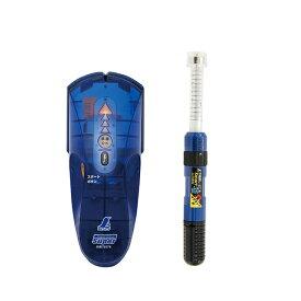 シンワ測定 下地探しセットA 78576 下地センサー Super + 78592 下地探し どこ太 Smart 35mm マグネット付 セット販売