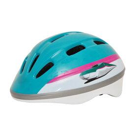 【ヘルメット保険1年付】E5系はやぶさ(東北新幹線)ヘルメット[子供用 ヘルメット キッズ 自転車 新幹線 鉄道 キッズ ストライダー SG規格 kids 男の子]