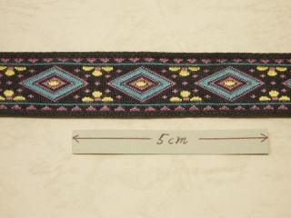 刺繍リボン(テープ)ET-7203-55【DM便OK】