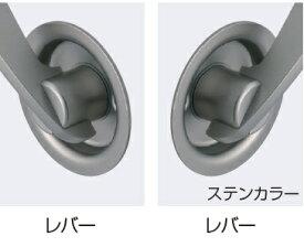 アトム 引戸錠 TKS51チューブラ鎌錠 L1 空錠(両面レバー)