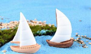 お買い得20個 6タイプ白いヨット 船 テラリウム フィギュア アクアリウム ハーバリウム コケリウム スノードーム