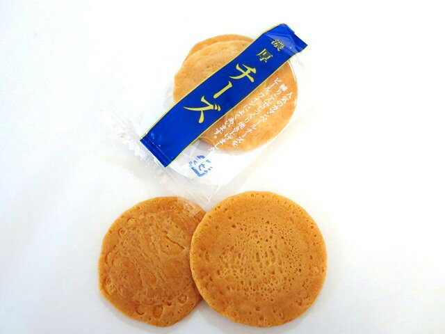 濃厚チーズせんべい100g(約24個)