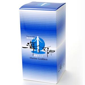 ≪アプサライbyATLAS≫海洋深層水濃縮液加工品海の女神(青)250ml【送料無料】