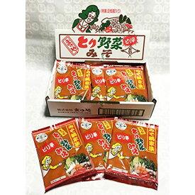 ≪本江醸造食品≫まつや ピリ辛とり野菜みそ1箱12袋入り(200g×12袋)【金沢名物】