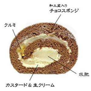 ≪MAPLEHOUSE≫食べまっしロール1本※配達日時をご指定下さい