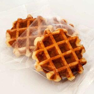 ≪もみの木カフェ≫ベルギーワッフル プレーン 1個(袋入)