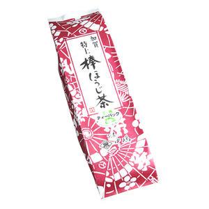 すばらし味と香りのお茶特上加賀棒ほうじ茶ティーバッグ(三角ティーバッグ)6gx20ヶ