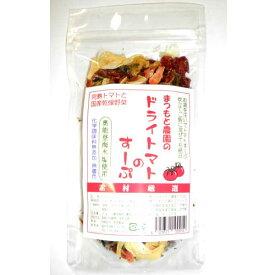 ≪能登製塩≫奥能登海水塩使用まつもと農園のドライトマトのすーぷ 30g