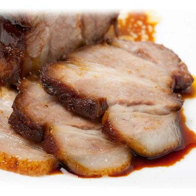 スミヤ精肉店焼豚自家製国産
