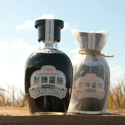 ≪ヤマチ醤油≫杉樽醤油