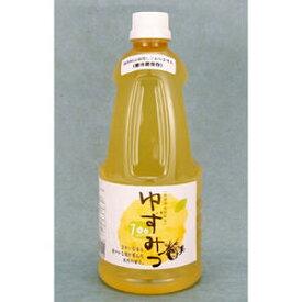 ≪柚子みつ本舗≫柚子と蜂みつ100%天然・無添加健康清涼飲料水ゆずみつ100(1000mlx1)