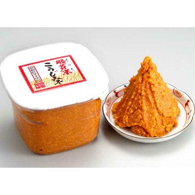 ≪銭福屋≫伝統調味料胚芽米こうじみそ1kgパック