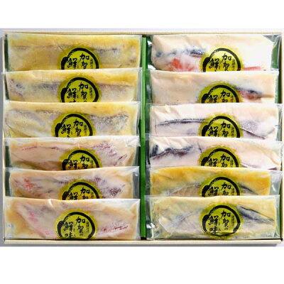 ≪銭福屋≫加賀の鮮味(うまみ)漬魚12切セットTHZ75