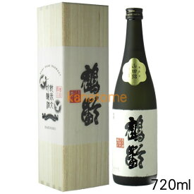 鶴齢 かくれい 純米大吟醸 山田錦 720ml ギフト包装NG