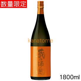 蔵の師魂 ザ・オレンジ 1800ml