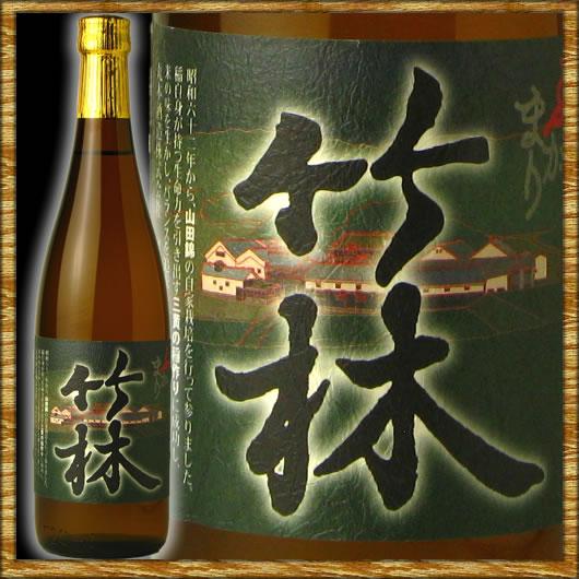 日本酒/岡山県 竹林 ちくりん 純米酒 ふかまり 720ml