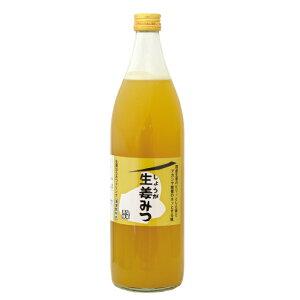 はちみつ 国産 ギフト プレゼント 業務用 高知産生姜と金沢の養蜂場厳選のはちみつでできた「ハニードリンク・生姜みつ 900ml」(出産内祝い お祝い 通販 ジュース グルメ 蜂蜜 ハチミツ はち