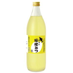 暑中見舞い はちみつ 国産 ギフト 業務用 ハニードリンク 瀬戸内レモンと金沢の養蜂場厳選のはちみつ 「檸檬(レモン)みつ 900ml」(出産内祝い お祝い 通販 ジュース 蜂蜜 ハチミツ は