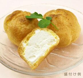 簡易包装格安版たっぷりクリーム シューアイス[120個入り] 【バニラ・ストロベリー・抹茶・チョコ】