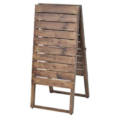 サインボード A型ボード 木製看板 アンティーク看板 おしゃれ看板 スタンド看板 店舗看板 屋内 両面 60514